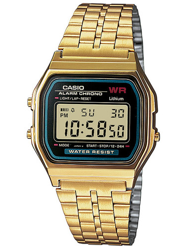 CASIO A159WGEA-1EF Collection