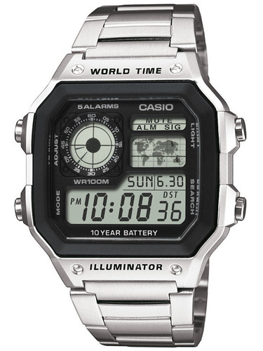 CASIO AE-1200WHD-1AVEF Collection