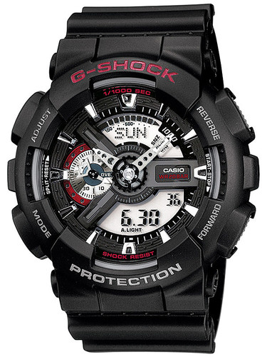CASIO GA-110-1AER G-SHOCK