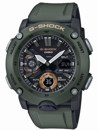 Casio GA-2000-3AER G-Shock