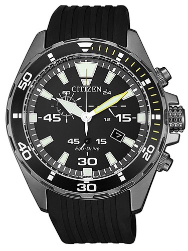 Citizen AT2437-13E Eco-Drive Chronograph