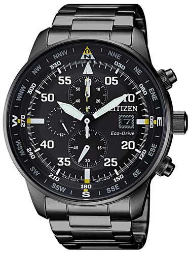 Citizen CA0695-84E Eco-Drive Chronograph