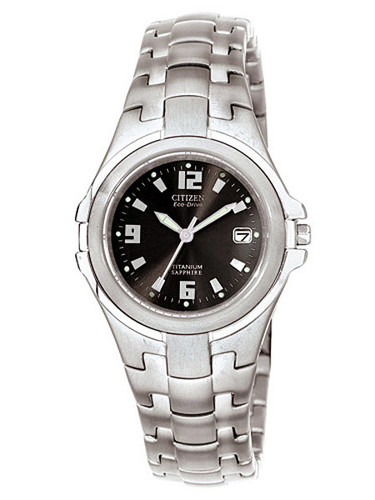 Citizen EW0650-51F Eco-Drive Super Titanium