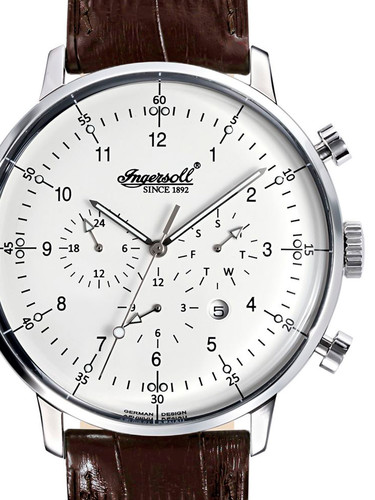 Ingersoll Houston IN2816WH Automatik