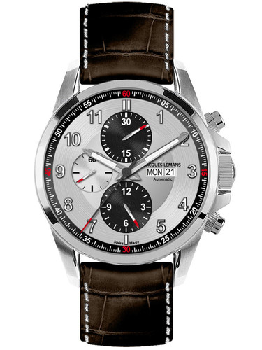 Jacques Lemans 1-1750B Liverpool Automatik Chrono