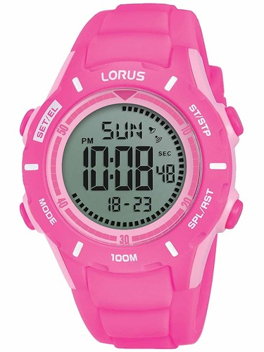 Lorus R2373MX9 Digi Kids Chrono
