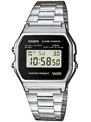 CASIO A158WEA-1EF Collection