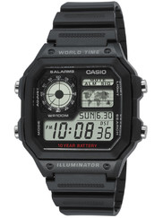 CASIO AE-1200WH-1AVEF Collection