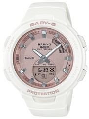 Casio BSA-B100MF-7AER Baby-G Smartwatch