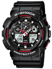 CASIO GA-100-1A4ER G-SHOCK