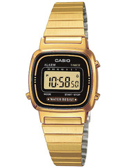 CASIO LA670WEGA-1EF Collection