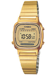 CASIO LA670WEGA-9EF Collection