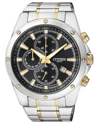 Citizen AN3534-51E Basic Chrono Quarz