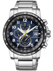 Citizen AT8124-91L Eco-Drive Sport Funk-Chronograph
