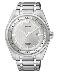 Citizen AW1240-57A Eco-Drive Super-Titanium