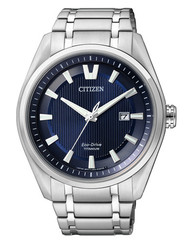 Citizen AW1240-57L Eco-Drive Super-Titanium