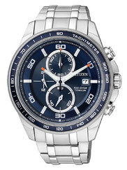 Citizen CA0345-51L Eco-Drive Super-Titanium Chrono