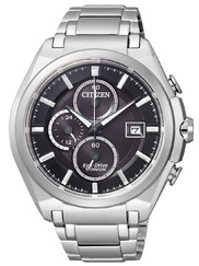 Citizen CA0350-51E Eco-Drive Super-Titanium Chrono