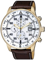 Citizen CA0693-12A Eco-Drive Chronograph