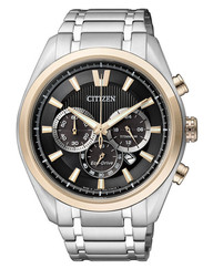 Citizen CA4014-57E Eco-Drive Super-Titanium Chrono