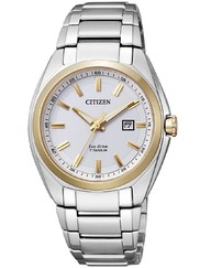 Citizen EW2214-52A Eco-Drive Super Titanium
