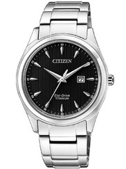 Citizen EW2470-87E Eco-Drive Super Titanium