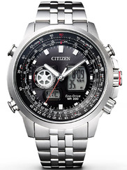 Citizen JZ1060-50E Eco-Drive Promaster-Sky GMT