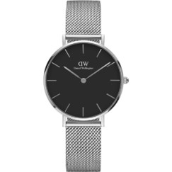 Daniel Wellington DW00100162 Classic Petite Sterling Black