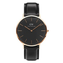 Daniel Wellington DW00100127 Classic Black Sheffield