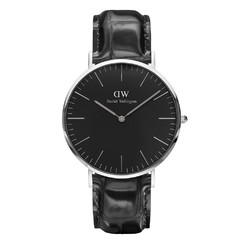 Daniel Wellington DW00100135 Classic Black Reading