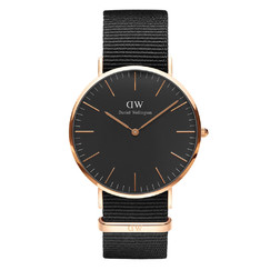 Daniel Wellington DW00100148 Classic Black Cornwall