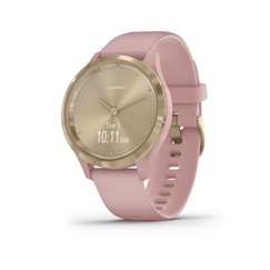 Garmin vivomove3S Sport, LightGold/Pink Band