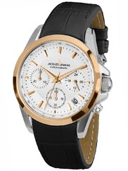 Jacques Lemans 1-1863F Liverpool Chronograph