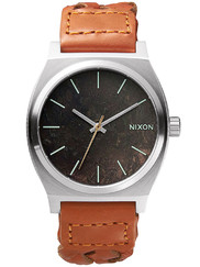 NIXON A045-1959 Time Teller Dark Copper Saddle Woven