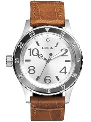 NIXON A467-1888 38-20 Saddle Gator