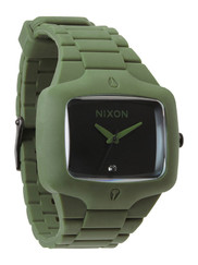 NIXON Rubber Player A139-1042 Matte Surplus
