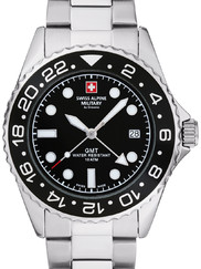 Swiss Alpine Military GMT SAM7052.1137
