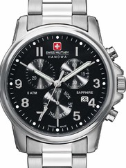 Swiss Military Hanowa 06-5233.04.007 Swiss Soldier Chrono Prime
